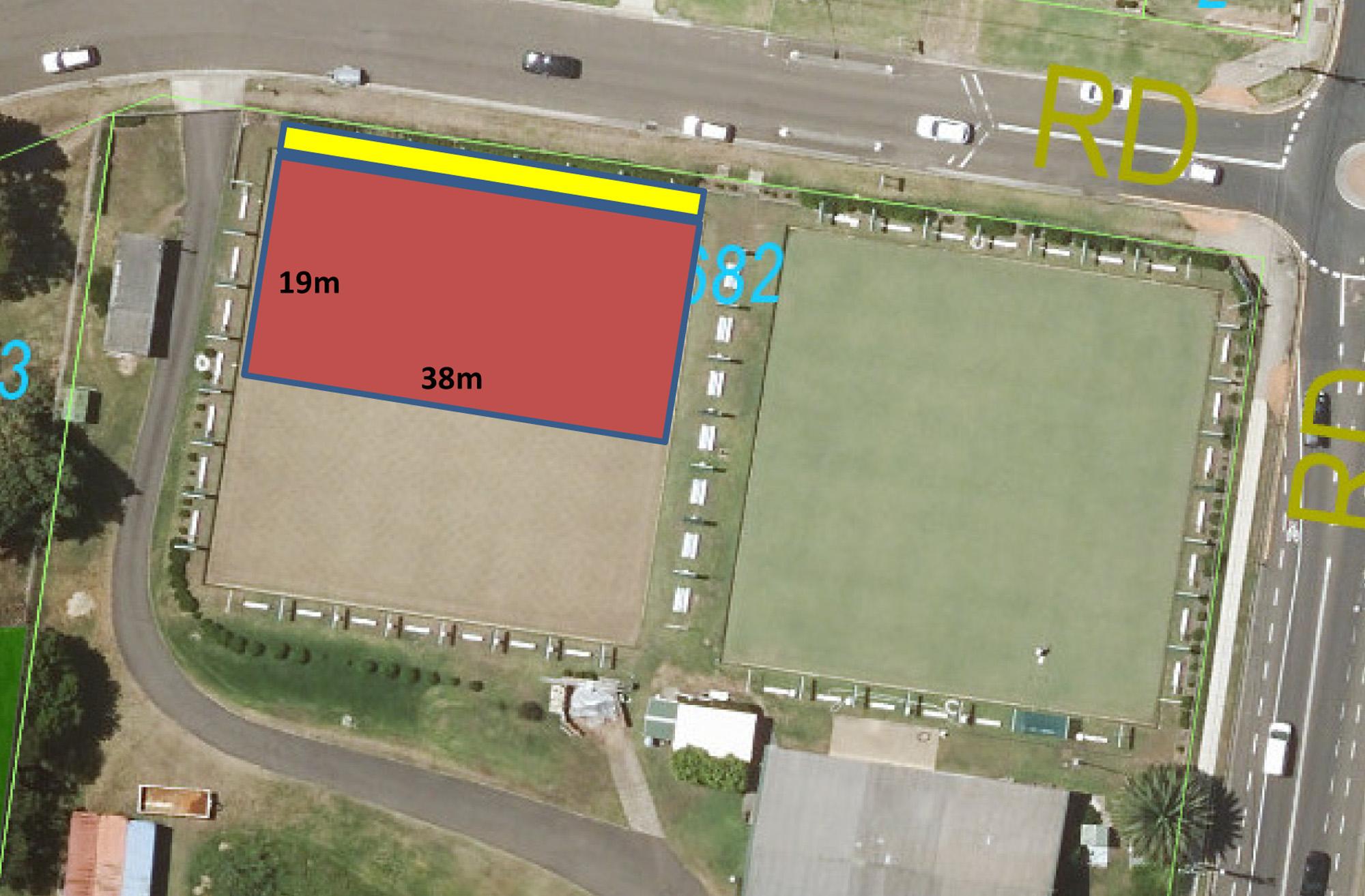Microsoft Word - Map Community Garden Footprint - North Curl Cur
